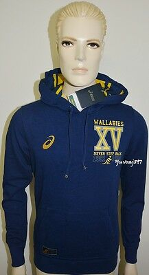 BNWT - Wallabies XV Supporter Hoodie - Adults Size: XL