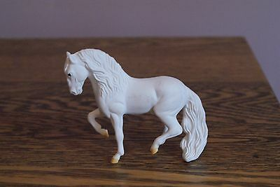 Breyer Stablemate G2 Light Grey Andalusian from Circus Set