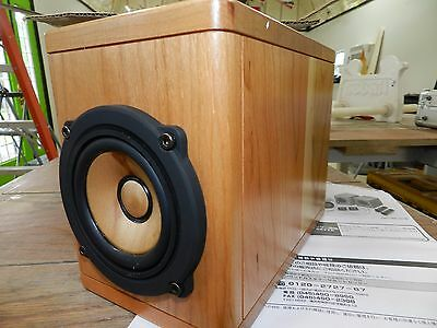 JVC SX-WD1KT Wood Cone Speaker Kit (Very in the States)