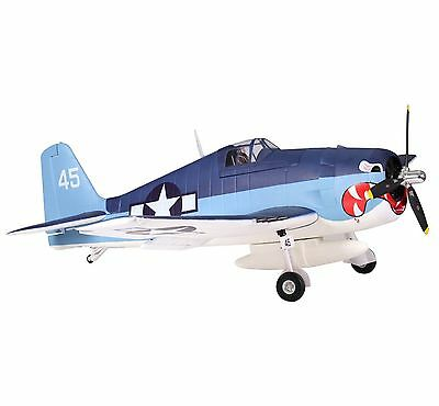 FMS F6F Hellcat EPO 1400mm KIT without electronic part RC model scale warbird
