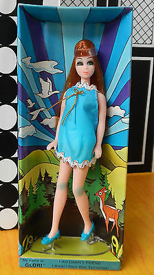 Vintage 1970 Topper Dawn Doll GLORI NRFB