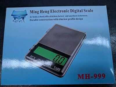 Medium Size Digital Pocket Precision Weight Kitchen scale ELECTRONIC LAB new