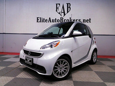 2013 Smart fortwo electric drive Electric Drive 2013 SMART FORTWO ELECTRIC DRIVE-PANORAMIC ROOF-VERY CLEAN