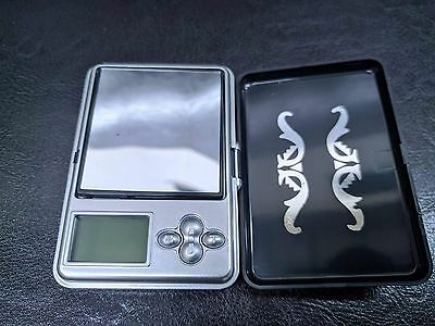 Small Size Digital Pocket Precision Weight Kitchen scale ELECTRONIC LAB new