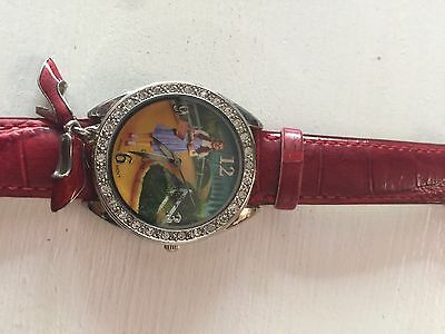 Wizard Of Oz Japan Movt Dorothy Watch