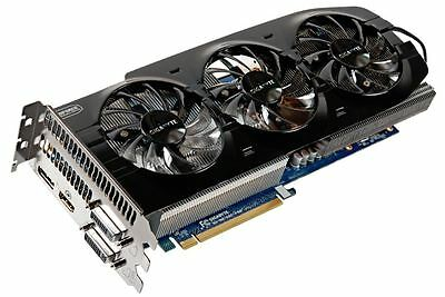 Gigabyte NVIDIA GeForce GTX 670 4GB Graphics Card