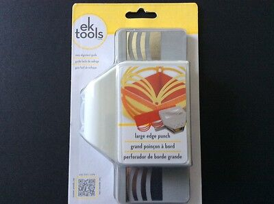 EK Success Tools Large Edge Punch ( style cake piping ) scrapbooking