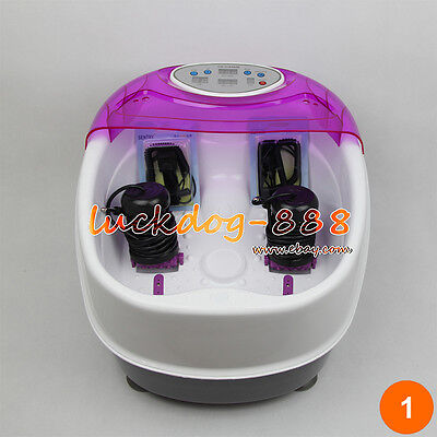 Premium Tub Detox Ionic Ion Foot Bath Cleanse Spa Machine * 2 Arrays Health Gift