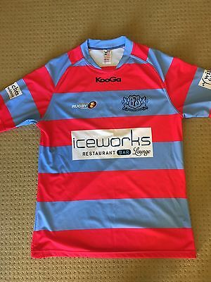 Queensland Premier Rugby GPS (Jeeps) player issue rugby union jersey