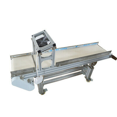 Electric 59''x 11.8'' 110V,120W Heat Resistant Canvas Conveyor Belt New Arrival,