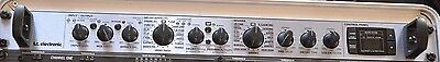TC electronic M350 effects processor