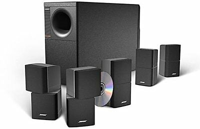 BOSE ACOUSTIMASS 15 Home Theater Sound System 5.1 Included FREE SONY Receiver