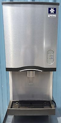 Manitowoc SN12A Countertop Nugget Ice Maker Machine water Dispenser 325lbs a day