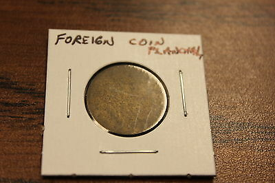 Foreign Coin Planchant