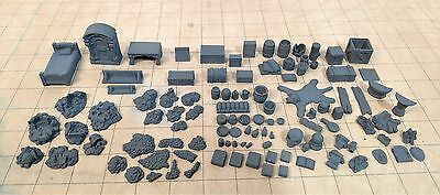 109 - Piece Dungeon Accessories Lot
