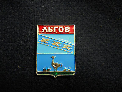 Geese or Duck crest pin geese flying in formation pin for hunters gift