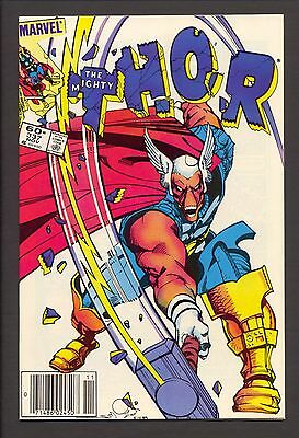 Thor #337 (1983)~1st Beta Ray Bill appearance~Walt Simonson~NM
