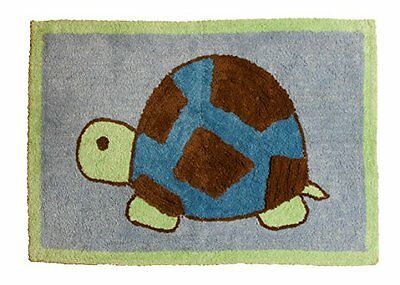 NEW Pam Grace Creations Mr. and Mrs. Pond Rug (Discontinued by Manufacturer)
