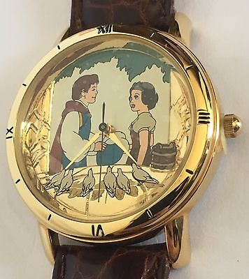 Disney Fossil Snow White Prince Character Wrist Watch LE 2226/7500 Series V 35mm