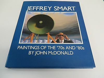 Jeffrey Smart - Paintings of the '70s and '80s by John McDonald