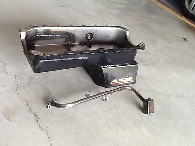 Holden V8 Oil Pan ASR Lh Lx Torana Hq