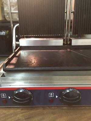 Toaster / Contact Grill ANVIL-AXIS TSS3000 Double Panini Press Used
