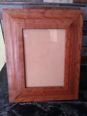 "Western Australian Sheoak Hardwood Picture Frame for 5""x7"" photo"