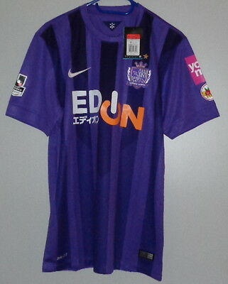 J-League Sanfrecce Hiroshima 2015 Home Shirt New With Tags Japanese L