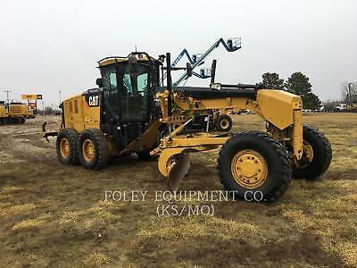2012 CATERPILLAR 140M2AWD Motor Graders