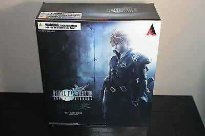 Brand New! Play Arts kai Final Fantasy VII Advent Children Cloud
