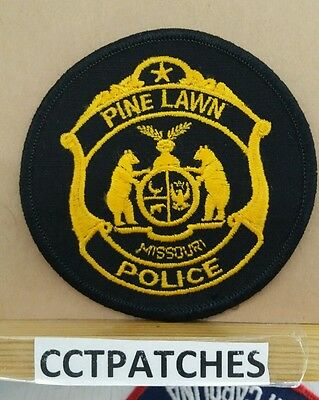 Pine Lawn, Missouri Police Shoulder Patch Mo