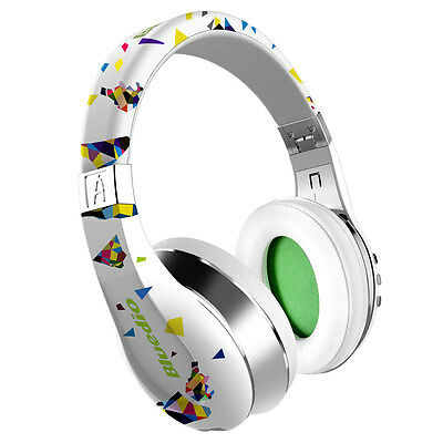 Bluedio Bluetooth4.1 Stereo Headsets A(Air) Wireless Headphone with Built-in Mic