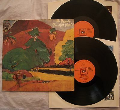 RASCALS - Young Rascals  PEACEFUL WORLD - ANNO 1971 - Stampa Italiana -  S 64406