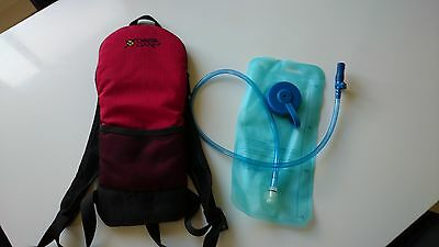 Outer Limits Hydration backpack 1.5 Litre Camel back