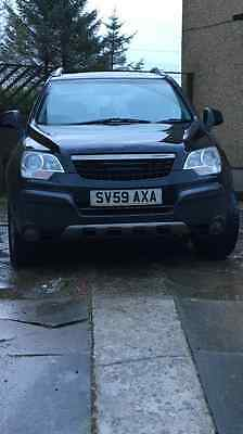 2009 Vauxhall Antara Breaking for Spares, All Parts Available *WHEEL NUT £3*