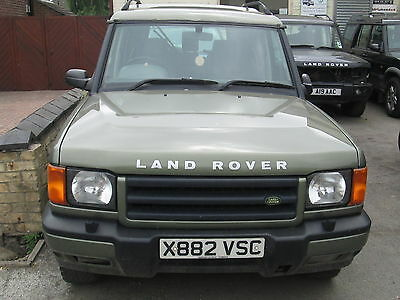 Landrover Discovery 2 Td5 Spares Or Repair 2001 130K