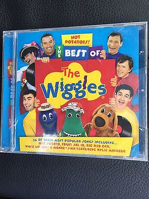 Hot Potatoes - The Best Of The Wiggles - Sealed Oz CD
