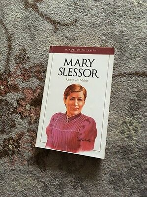 Mary Slessor: Queen of Calabar: Heroes/Faith by Sam Wellman (Paperback)