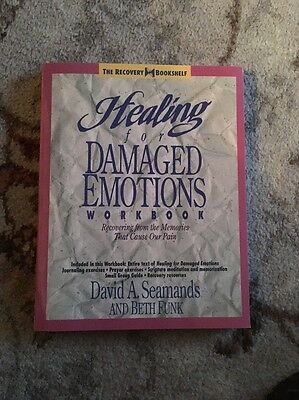 Healing for Damaged Emotions Workbook by Beth Funk, David A Seamands, A01 (Pape…