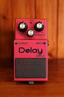 *NEW ARRIVAL* Boss DM-2 Delay Pedal Vintage 1982