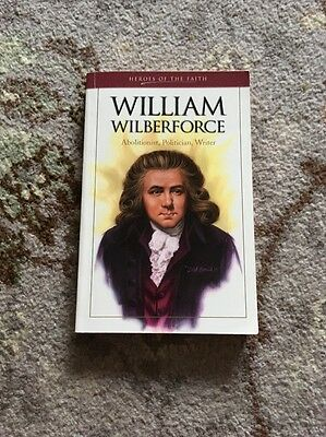 William Wilberforce: Abolitionist, Politician, Writer by Lon Fendall (Paperback…