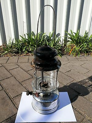 Aladdin Kerosene Lamp Vintage Antique Lamp Brass Pressure Oil Collectable *