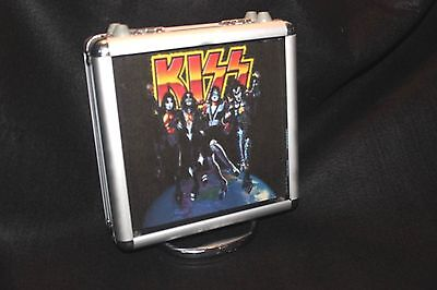 KISS poker/hold-em/dice/chips box