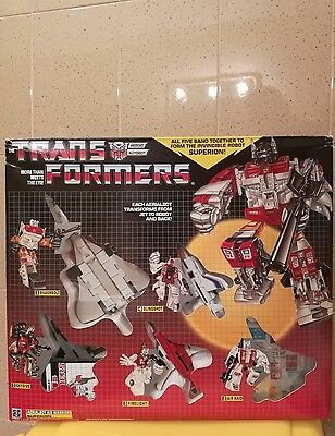 Transformers Superion g1