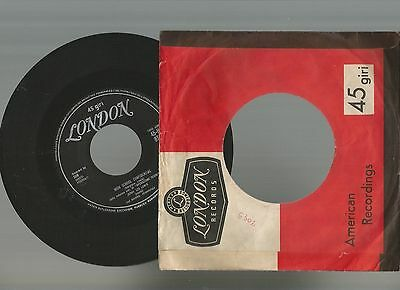 Jerry Lee Lewis : Raro 45 Giri Italy Del 1959 London Hl 8780