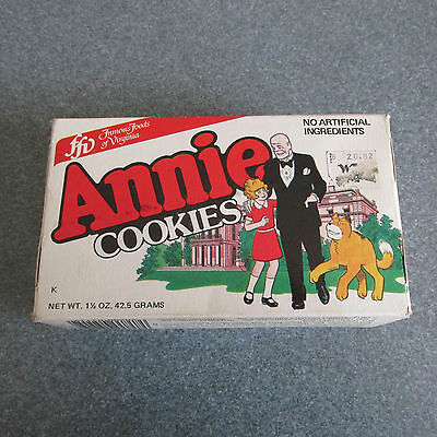 FFV Famous Foods of Virginia - Annie Cookies (Sealed)