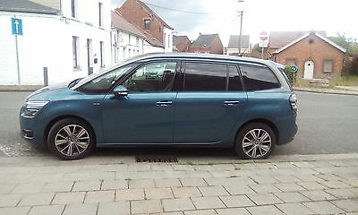 C4 Grand Picasso exclusive, etat impeccable, full option, à vendre