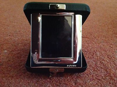Carrs solid silver Photo Frame