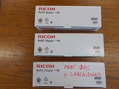 Genuine Ricoh Refill Staple Type M Edp Code 413026