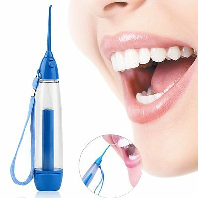 Dental Floss Oral Care Implement Flosser Irrigation Water Jet Tooth Cleaner BU